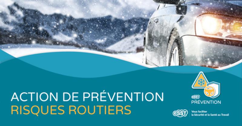 Pour votre sécurité, n'hésitez pas à vous rendre dans les garages pour vérifier l'éclairage et les pneus de votre véhicule !